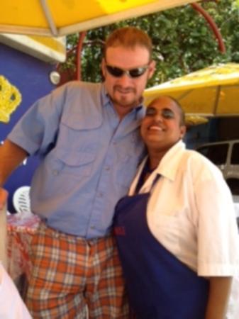 Il Barile da Mario Bar Restaurant: Our sweet waitress