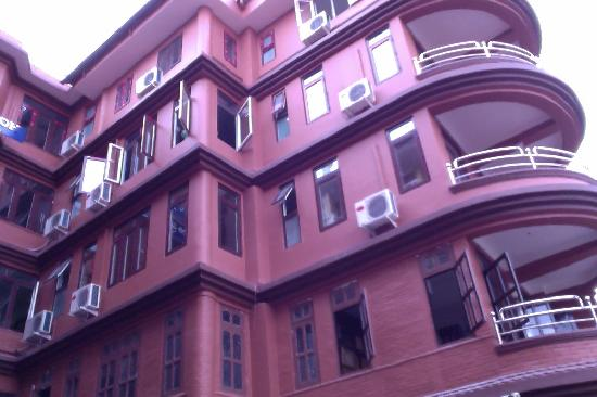 Hotel Access Nepal: Hotel Building