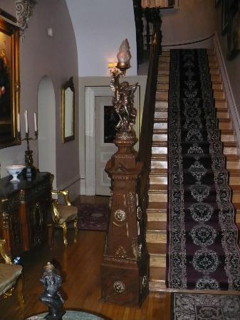 Le Chateau du Faubourg: l'entrée