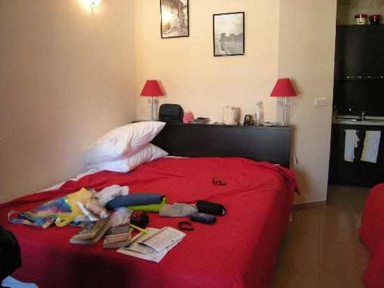 Apartments Riva: double bed