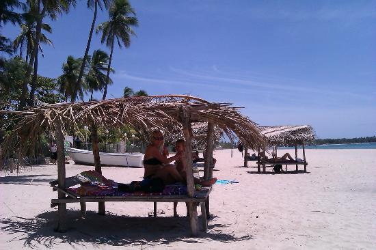 Shiva's Beach Resort & Restaurant: beach hut
