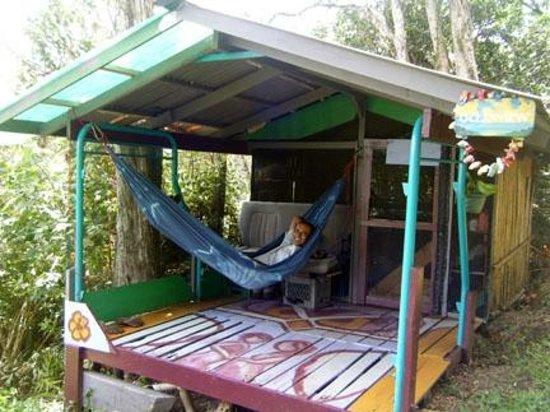 Hedonisia Hawaii Sustainable Community: Ocean View Hut at Hedonisia Hawaii!