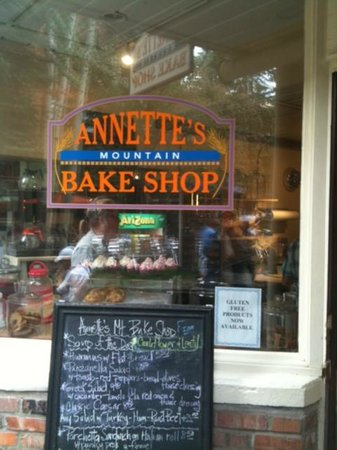 Annette's Mountain Bake Shop