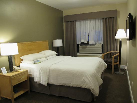 Days Inn Chicago : The room: nice, modern and clean decor