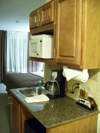 Staybridge Suites Columbia: Kitchenette