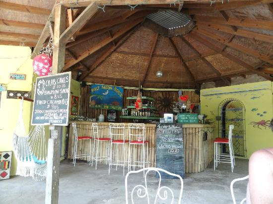 Restaurant at Half Moon Beach