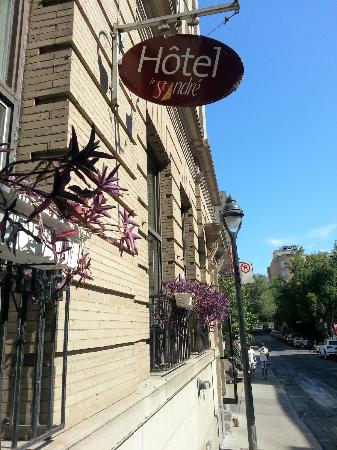 Hotel St Andre Montreal