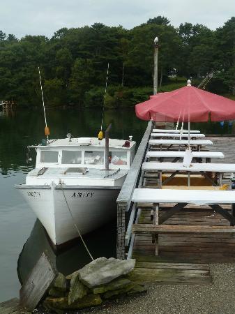 dockside seating