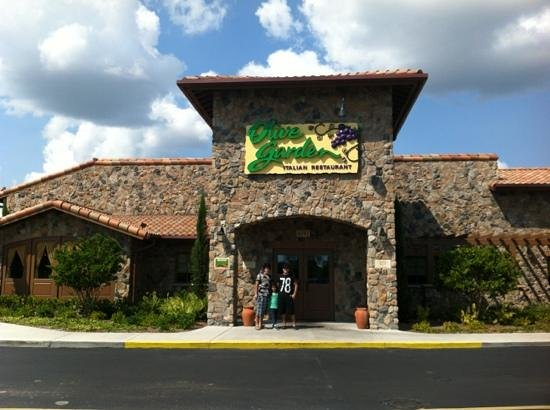 Olive garden estero menu prices restaurant reviews - Olive garden locations in florida ...