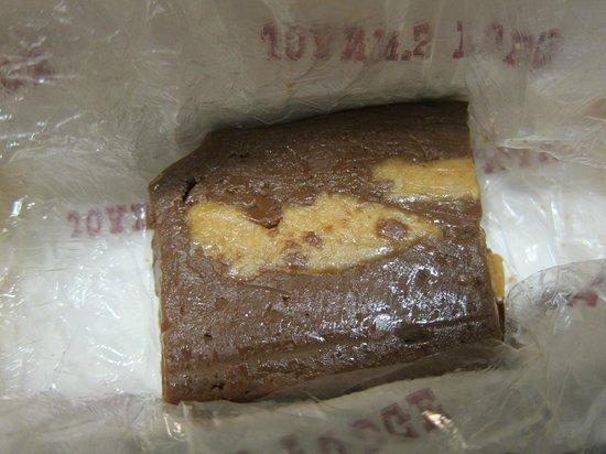 JoAnn's Fudge : Chocolate Peanut Butter