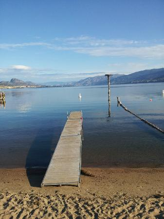 Penticton Lakeside Resort Convention Centre & Casino: The $300 view.