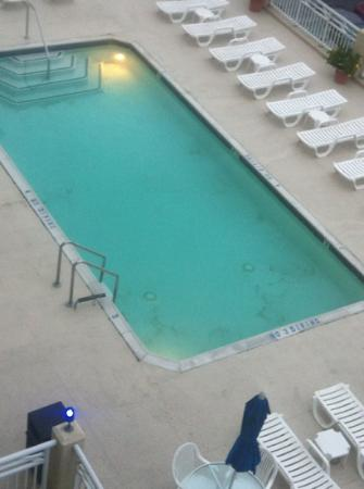 Park Place Hotel: dirty pool!