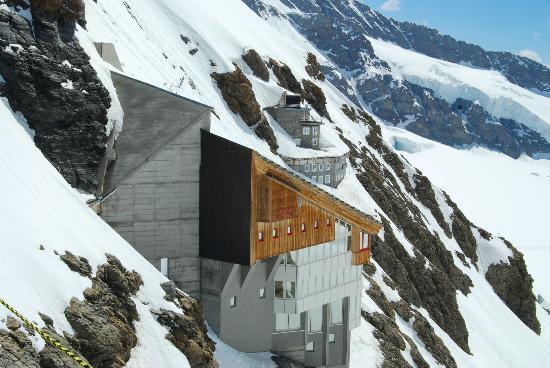 Hotel Edelweiss: Jungfrau / Top of Europe
