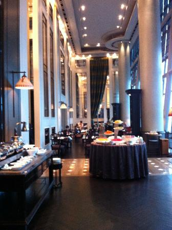 The Fullerton Bay Hotel Singapore: Breakfast