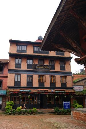 Shiva Guest House1 & 2: a budget hotel with a million dollar view