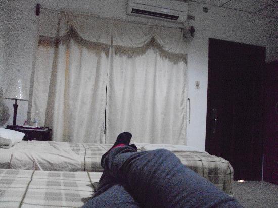 La Gran Tortuga: descansando en la habitación doble