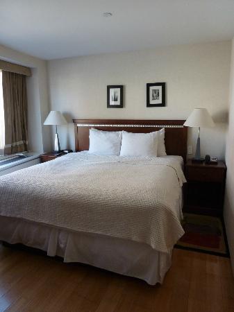 โรงแรมเบสเวสเทิร์นโบเวรี่ฮันบี: Bed