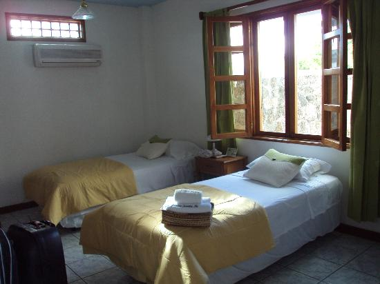 Hotel Santa Fe: Habitación doble