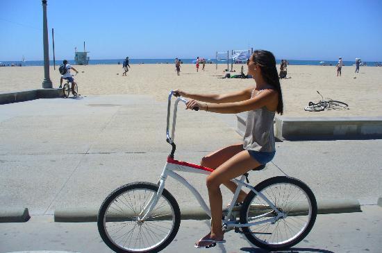 Bicycle Rental Venice Beach