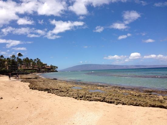 Kapalua Beach: honokowai