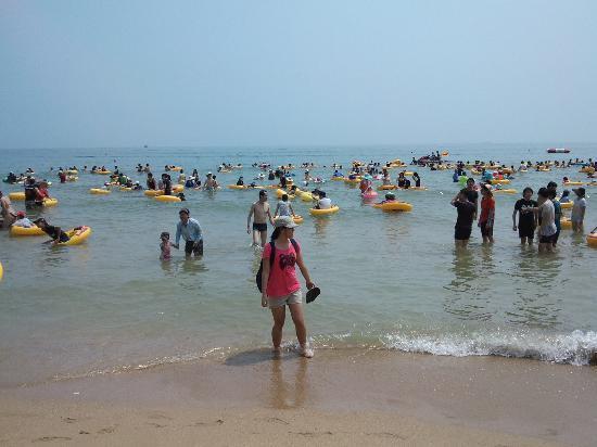 Haeundae Beach: haeundae