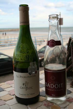 Brasserie Le Belvédère : BOISSONS