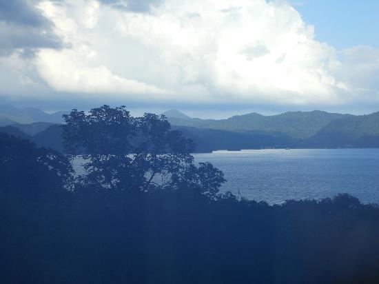 Towada Hotel : 十和田湖がよく見えます。
