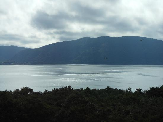 Towada Hotel : 十和田湖の眺め。