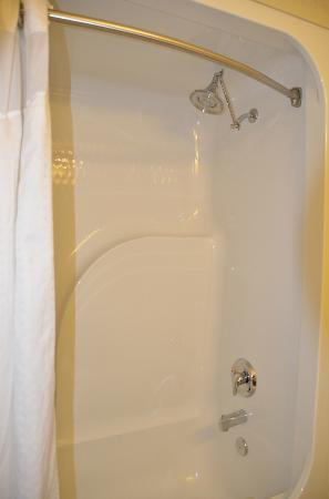Holiday Inn Express Waynesboro - Rt. 340 : Great shower -- perfect water pressure and temperature