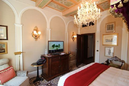 The St. Regis Florence : Very spacious room