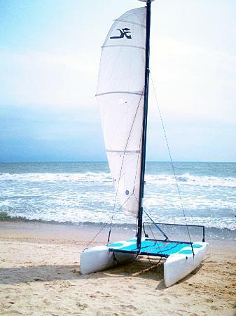Hotel Riu Vallarta: Catamaran