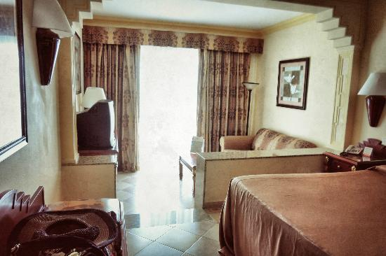 Hotel Riu Vallarta: Junior suite oceanview, room 6048