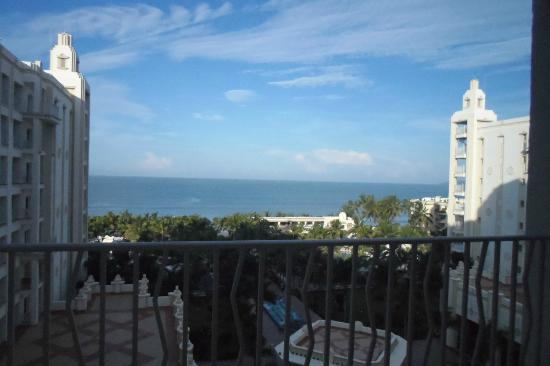 Hotel Riu Vallarta: View from room 6048