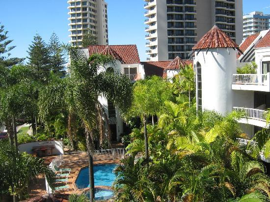 Photo of Copacabana Apartments Gold Coast Surfers Paradise