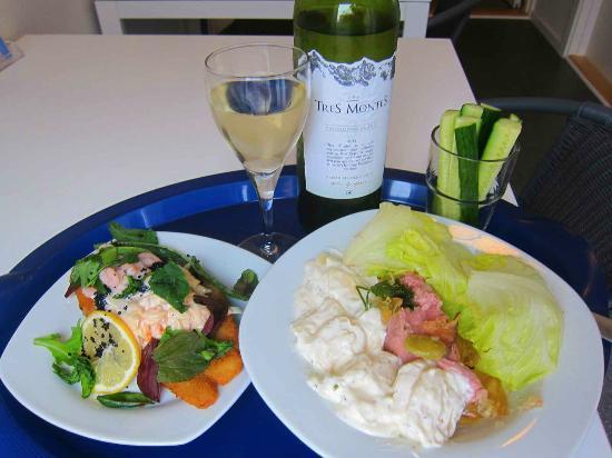 スベンボル, デンマーク, Our handmade dinner 3