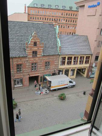 First Hotel Mortensen : 窓からの眺め