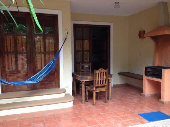 Hotel El Manglar: Superior villa