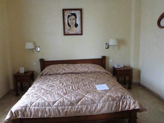 Hotel Kumala Pantai: master bedroom
