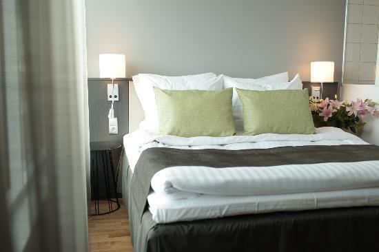 Radisson Blu Hotel Uppsala: Suite bedroom