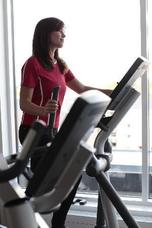 Radisson Blu Hotel Uppsala: Fitness