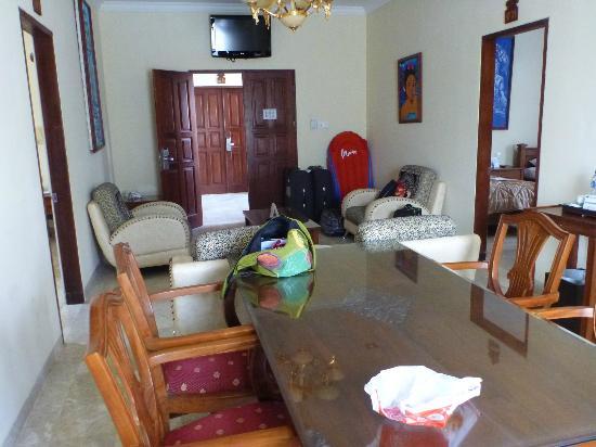 โรงแรมคูมาลาพันไท: dining