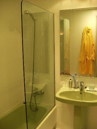 Hotel Arc La Rambla: bagno