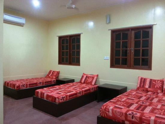 Mokhtar's Place: Family Room