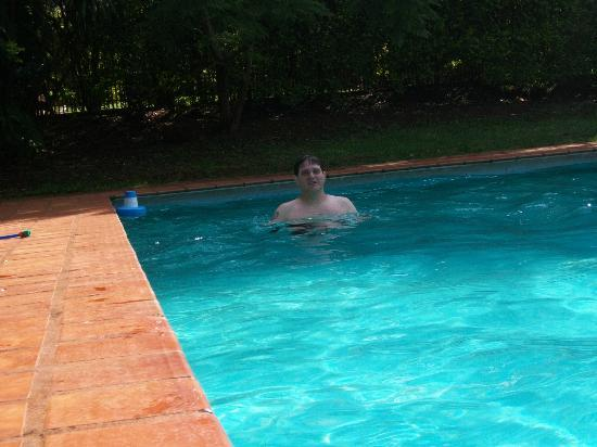 Residencial Uno: piscina buenisima