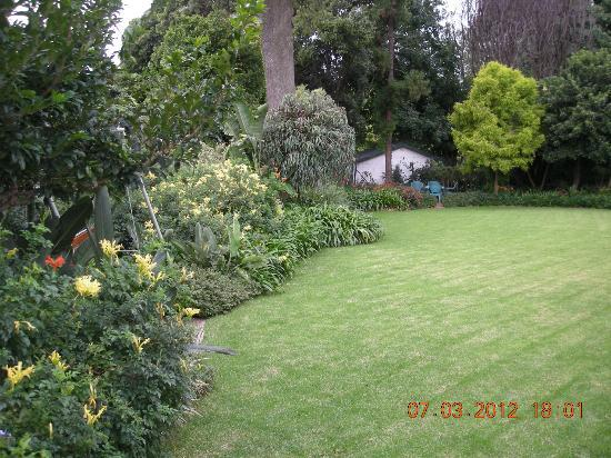 Blackheath Manor Guest House: Garden
