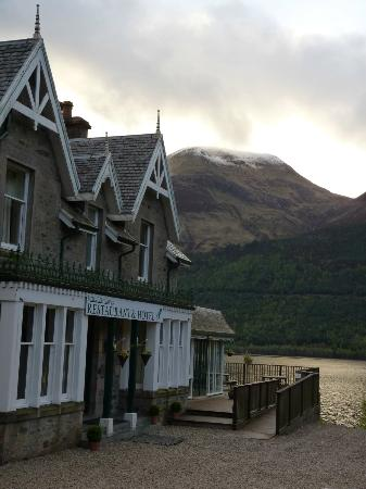 Letterfinlay Lodge Hotel: Letterfinlay Lodge