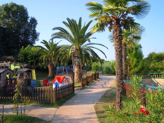 Marina di San Vito, Италия: camping