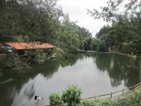 Villa Pedra Natural Houses: One of the nearby rivers....