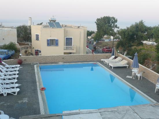 Hotel Thirasia: toujours la piscine