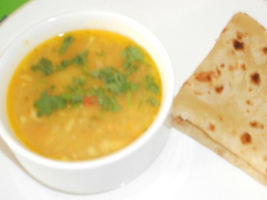 Dhal roti picture of bounty restaurant bar nadi for Roti food bar